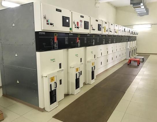 Medium Voltage Panels